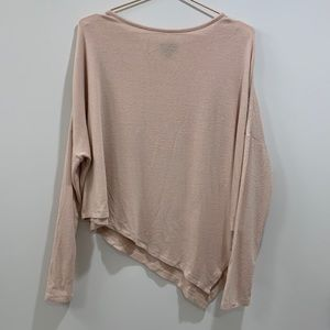 Mossimo Soft Asymmetric Sweater in size XS